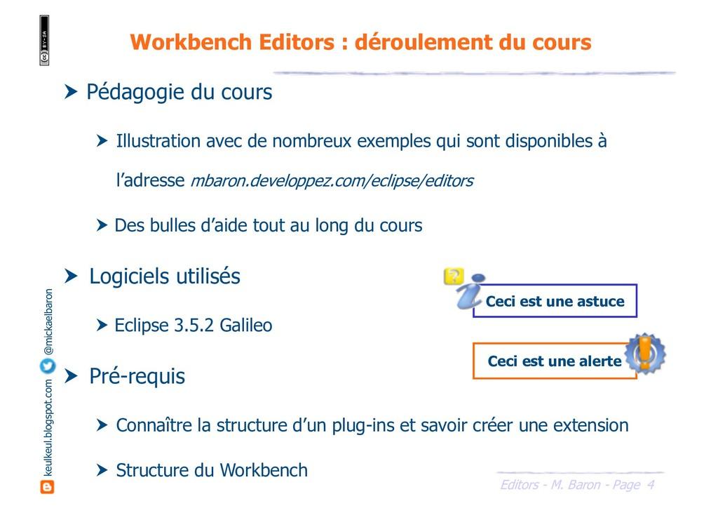 4 Editors - M. Baron - Page keulkeul.blogspot.c...
