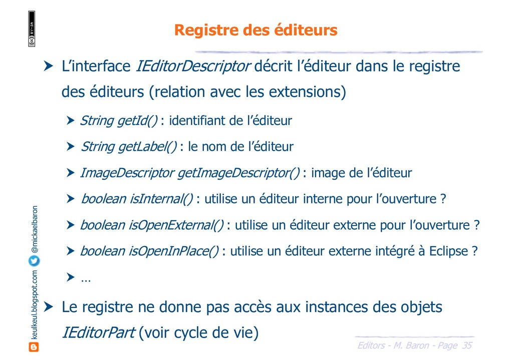 35 Editors - M. Baron - Page keulkeul.blogspot....