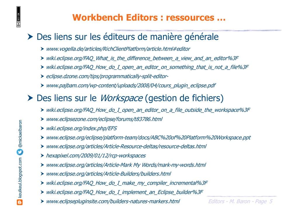 5 Editors - M. Baron - Page keulkeul.blogspot.c...