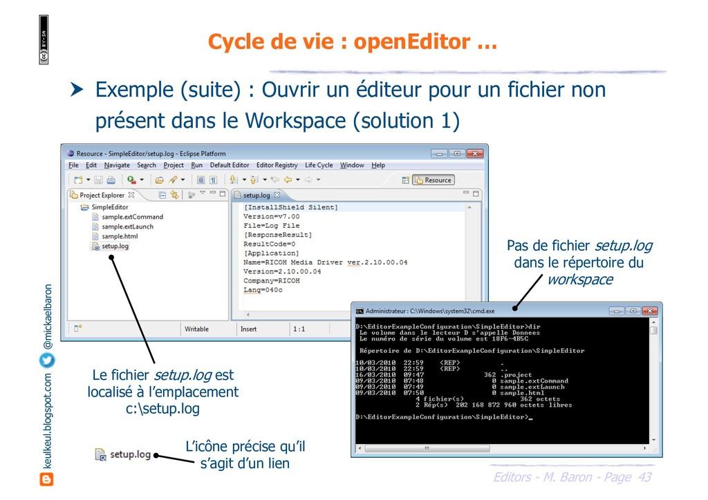 43 Editors - M. Baron - Page keulkeul.blogspot....