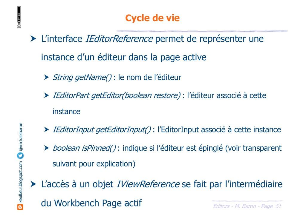 51 Editors - M. Baron - Page keulkeul.blogspot....
