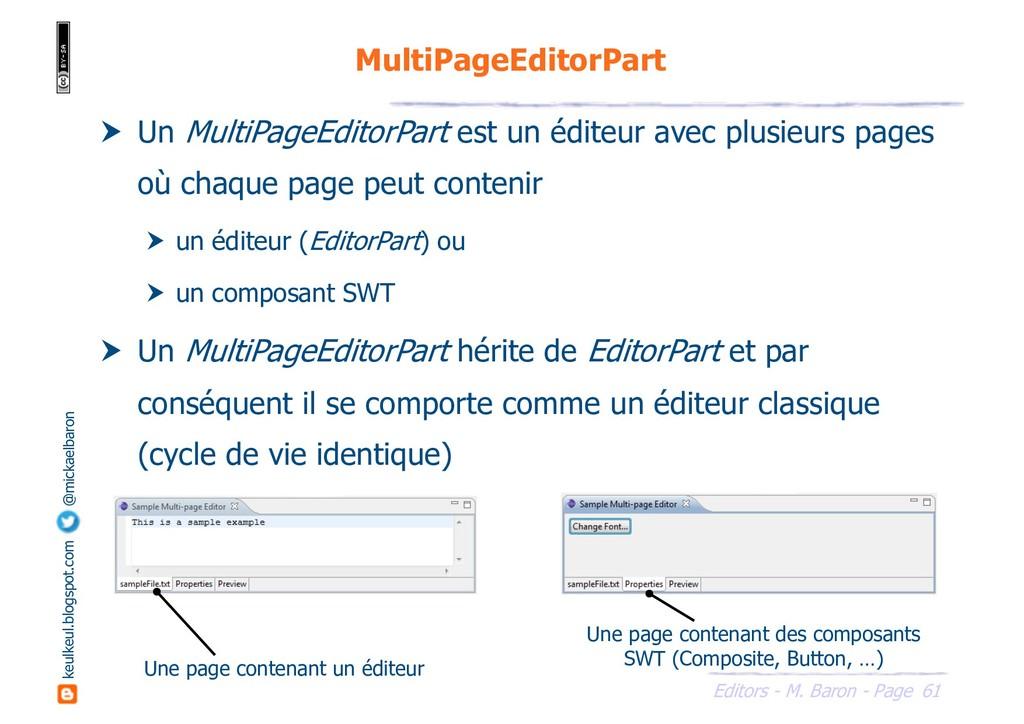 61 Editors - M. Baron - Page keulkeul.blogspot....