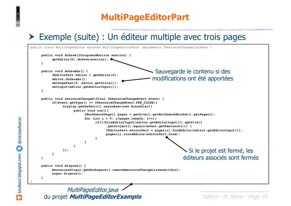 65 Editors - M. Baron - Page keulkeul.blogspot....