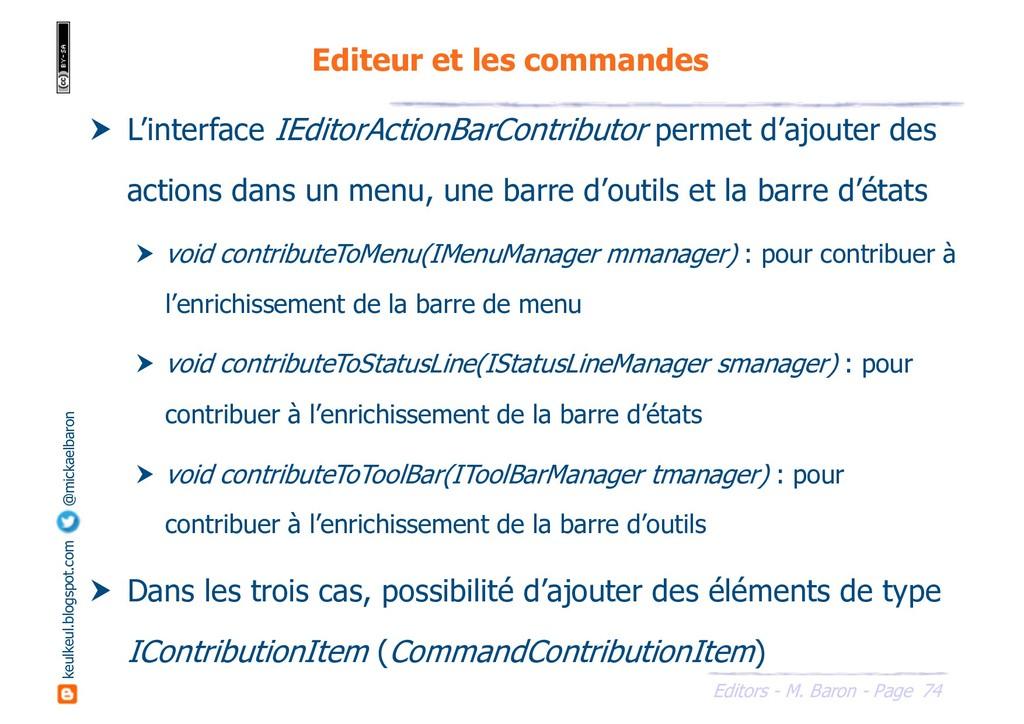 74 Editors - M. Baron - Page keulkeul.blogspot....