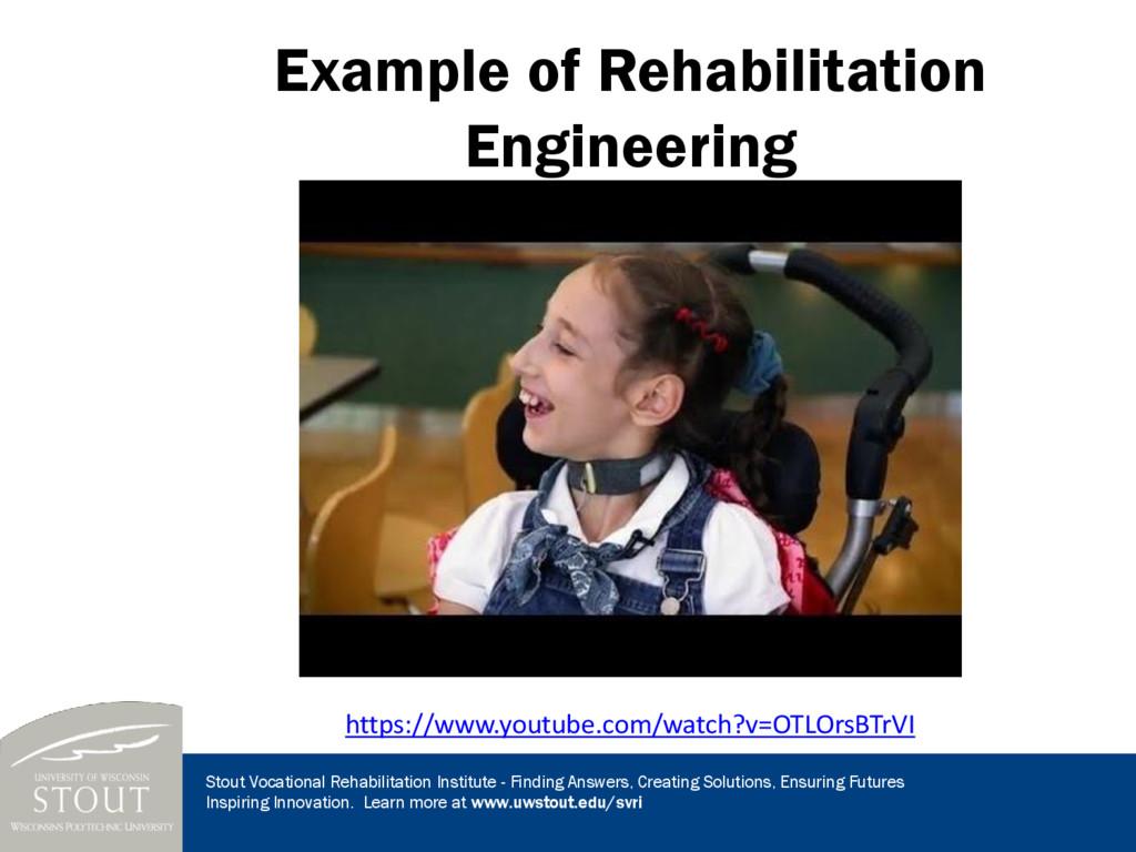 Stout Vocational Rehabilitation Institute - Fin...