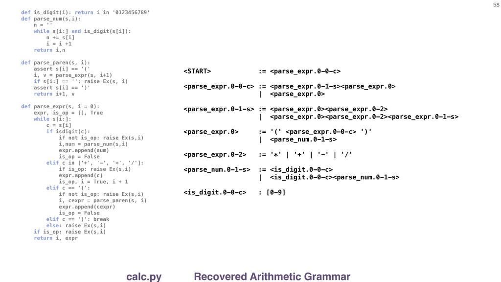 58 def is_digit(i): return i in '0123456789' de...