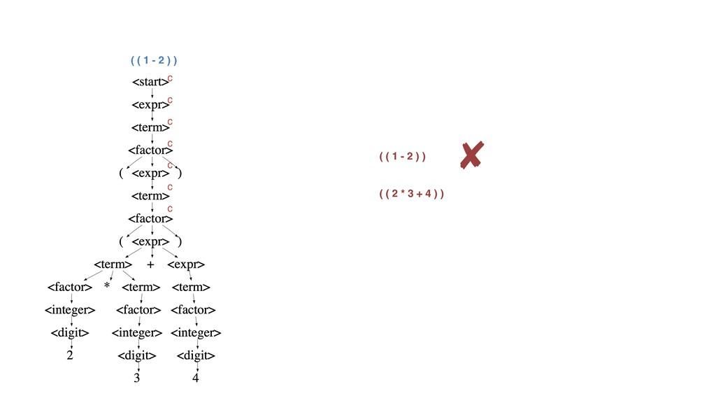 ( ( 1 - 2 ) ) c c c c c c c ✘ ( ( 1 - 2 ) ) ( (...