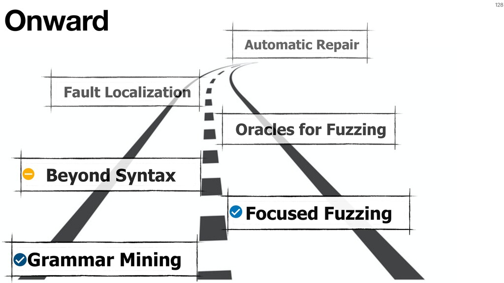 128 Oracles for Fuzzing Focused Fuzzing Automat...