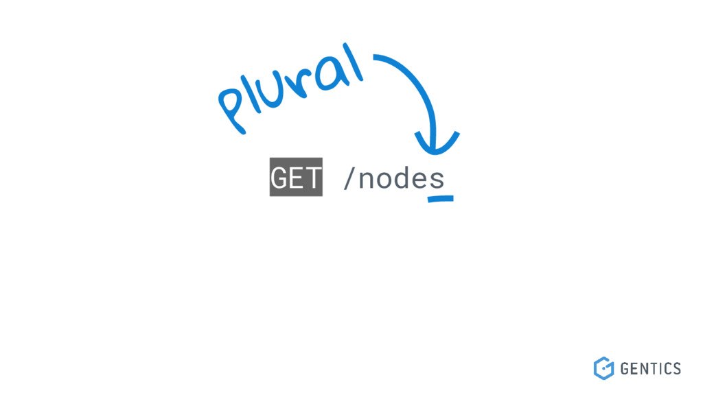GET /nodes plural