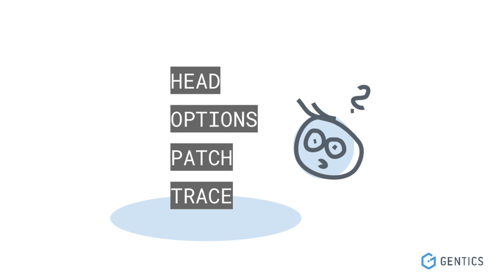 HEAD OPTIONS PATCH TRACE