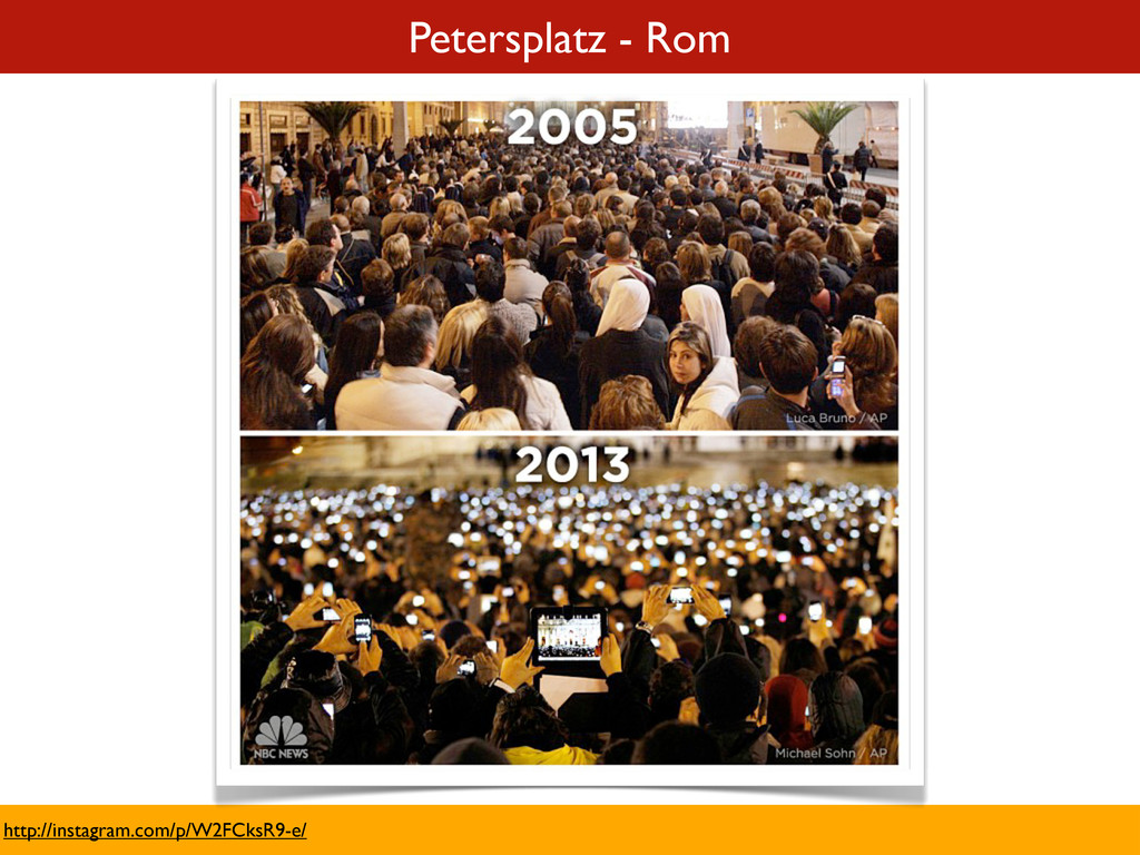 http://instagram.com/p/W2FCksR9-e/ Petersplatz ...