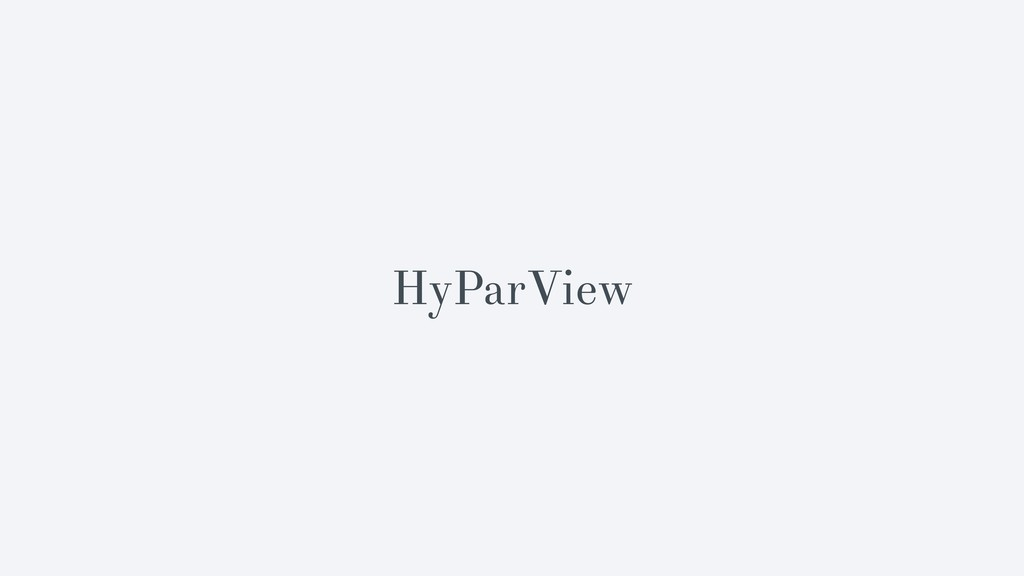 HyParView