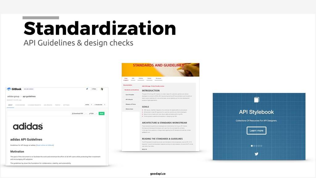 goodapi.co Standardization API Guidelines & des...