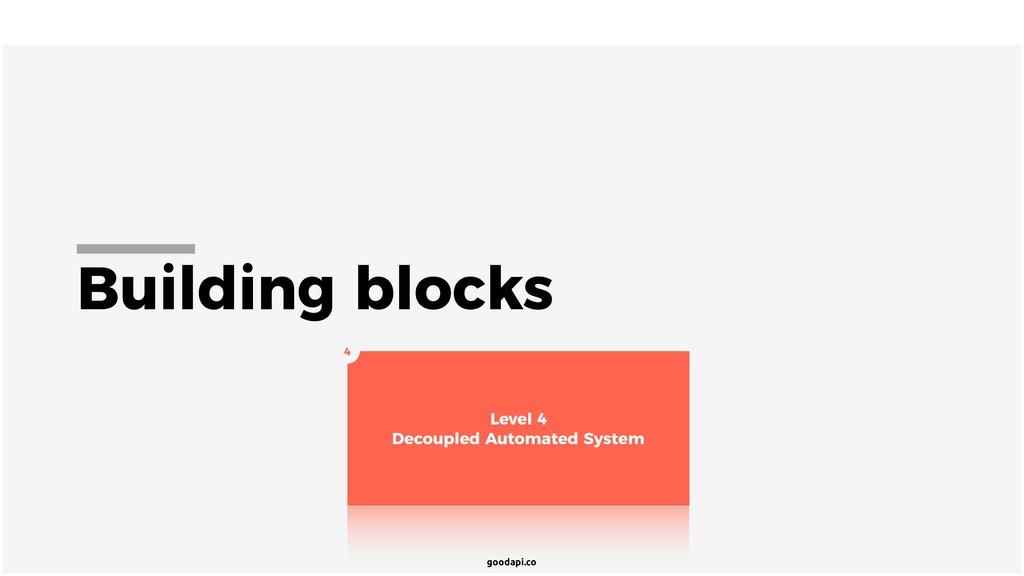 goodapi.co Building blocks Level 4 Decoupled Au...