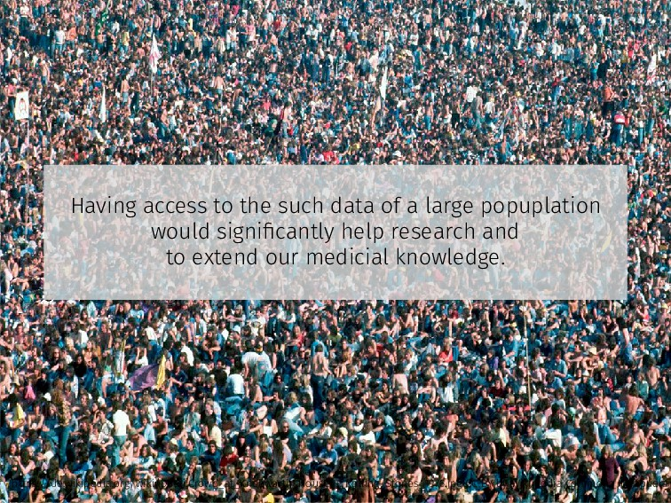 Having access to the such data of a large popup...