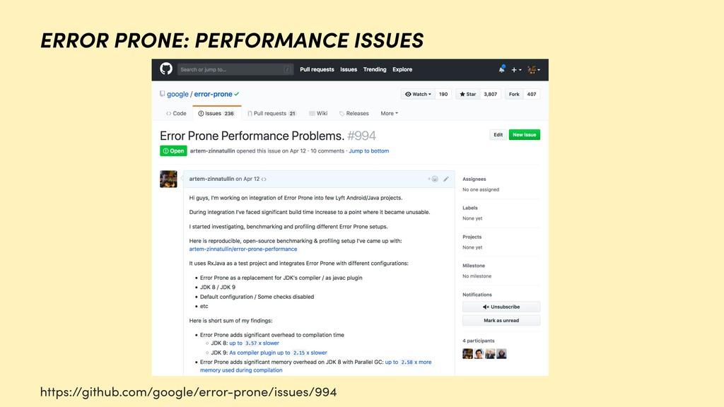 https://github.com/google/error-prone/issues/99...