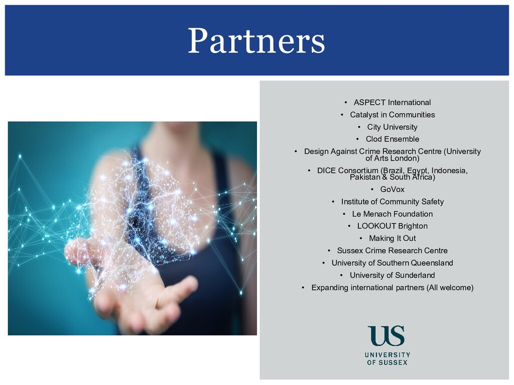 Partners • ASPECT International • Catalyst in C...