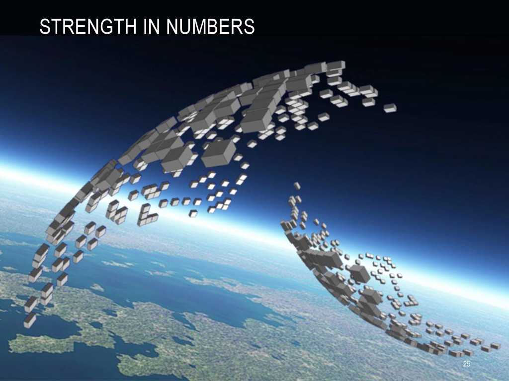 STRENGTH IN NUMBERS 25