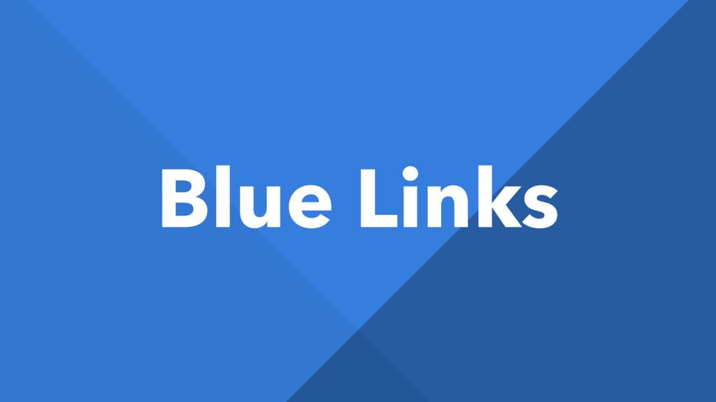 Blue Links