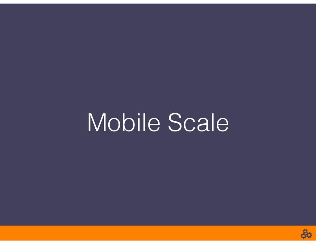 Mobile Scale