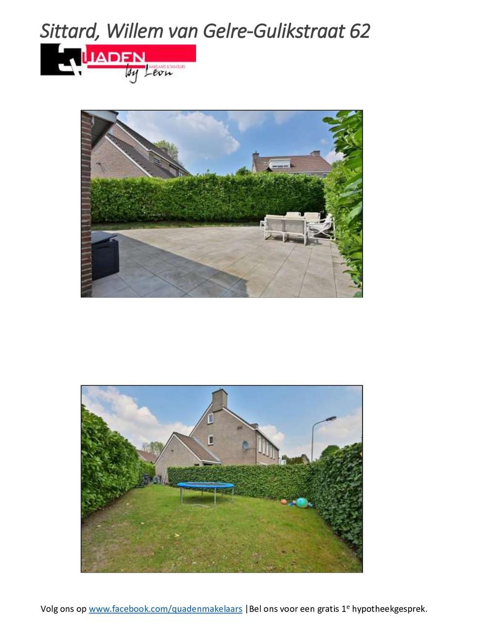 Sittard, Willem van Gelre-Gulikstraat 62 Volg o...