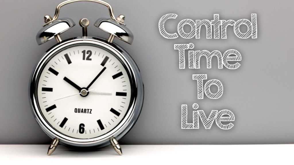 Control Time To Live