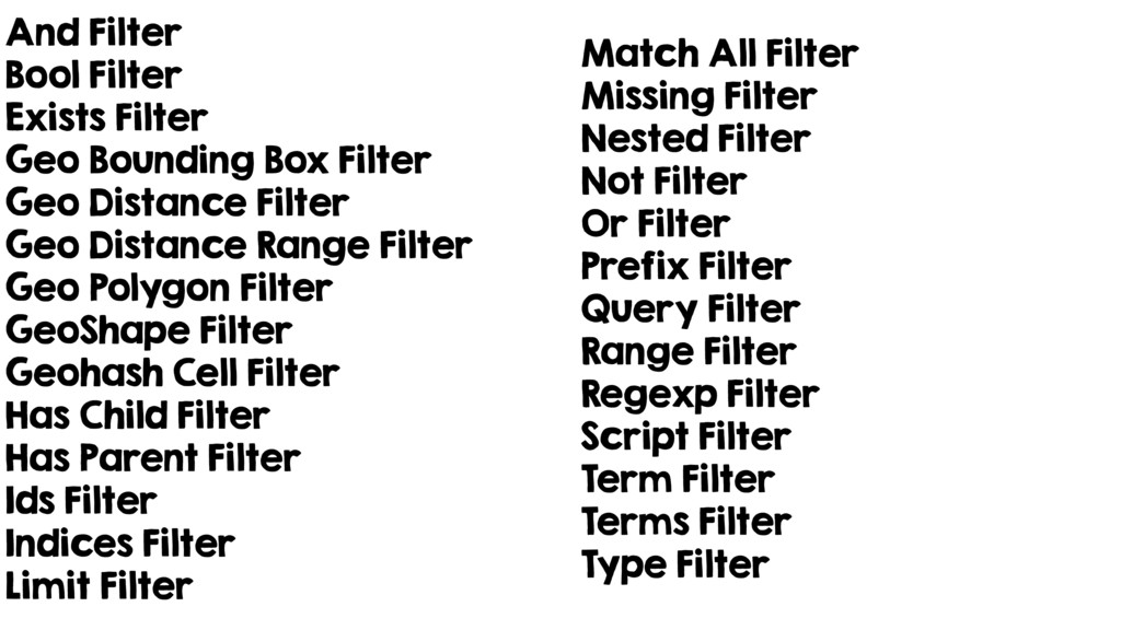 And Filter Bool Filter Exists Filter Geo Boundi...