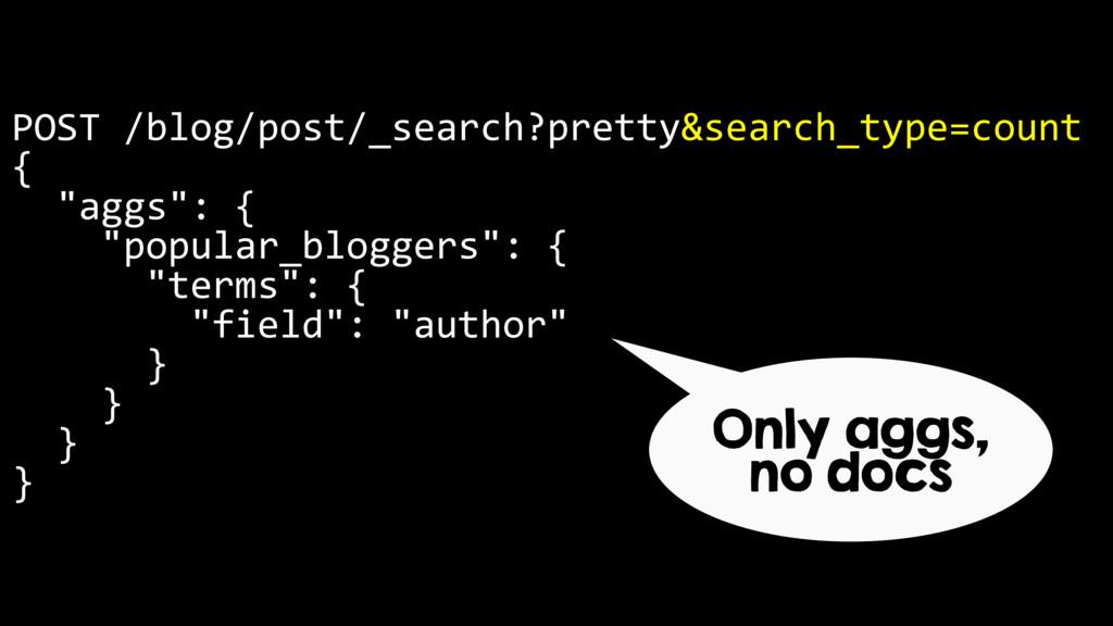 POST /blog/post/_search?pretty&search_type=coun...