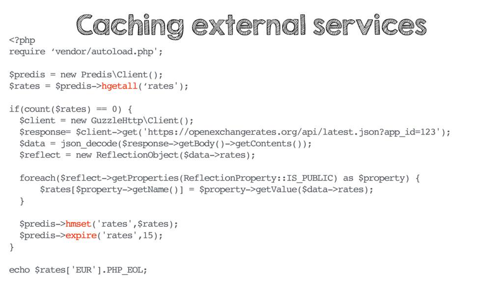 <?php require 'vendor/autoload.php'; $predis = ...