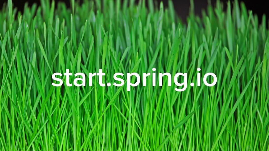 start.spring.io