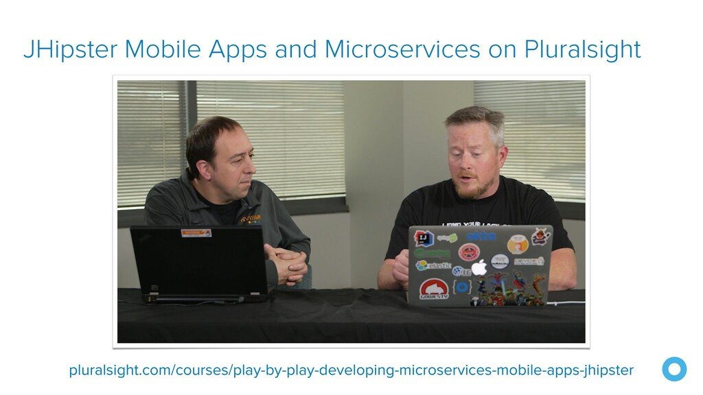JHipster Mobile Apps and Microservices on Plura...