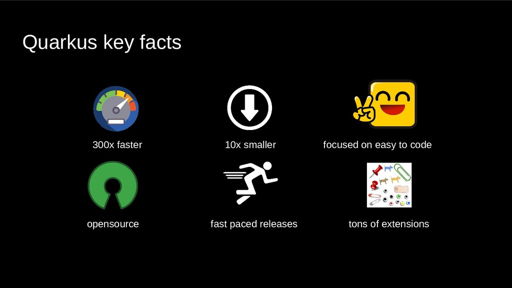 300x faster 10x smaller focused on easy to code...