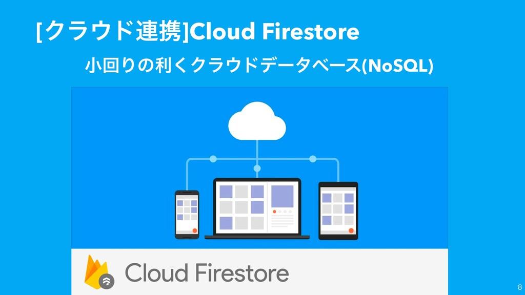 [Ϋϥυ࿈ܞ]Cloud Firestore  খճΓͷར͘Ϋϥυσʔλϕʔε(NoSQ...
