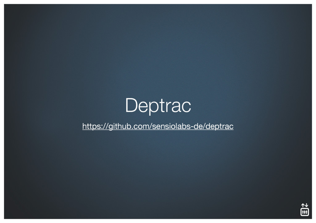 https://github.com/sensiolabs-de/deptrac Deptrac