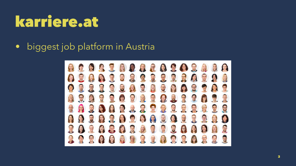 karriere.at • biggest job platform in Austria 3