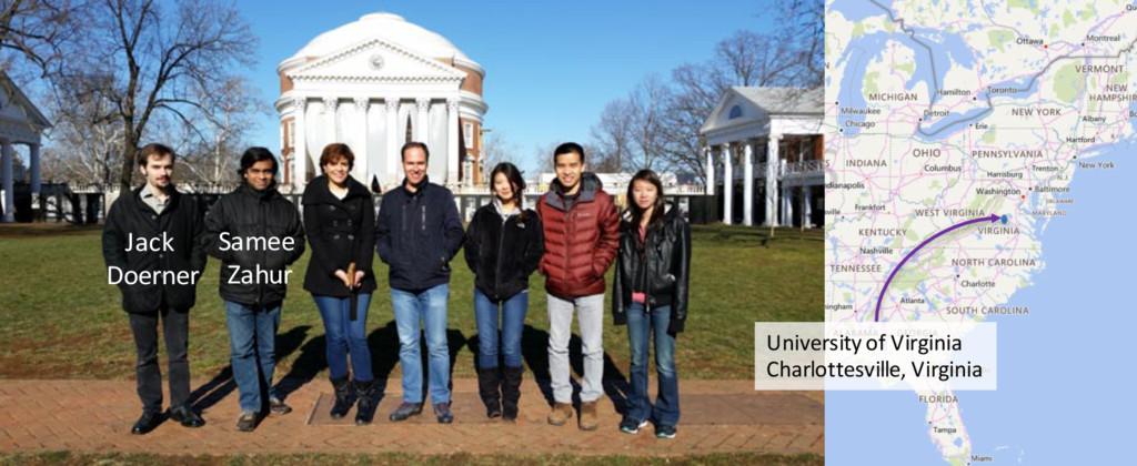 University of Virginia Charlottesville, Virgini...