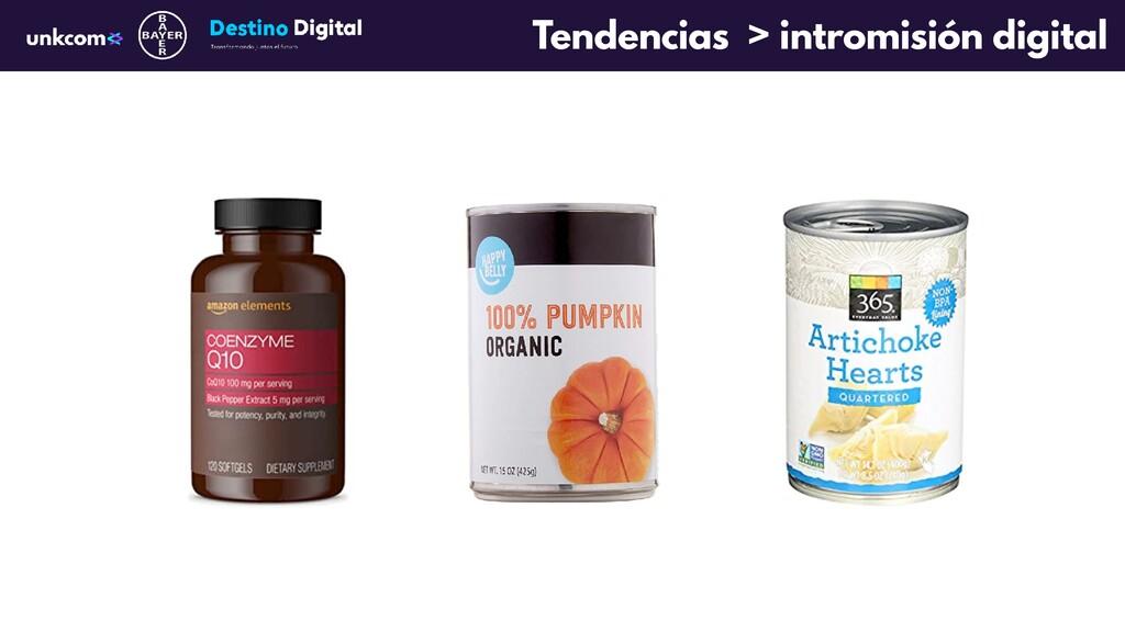 Tendencias > intromisión digital