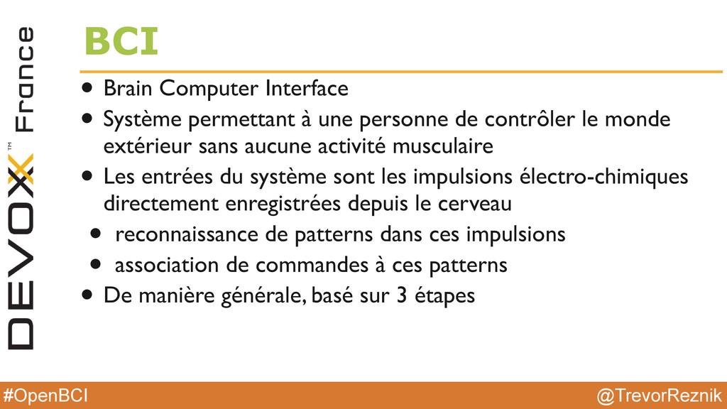 @TrevorReznik #OpenBCI BCI • Brain Computer Int...