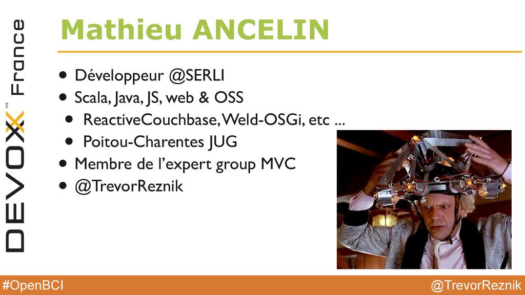 @TrevorReznik #OpenBCI Mathieu ANCELIN • Dévelo...