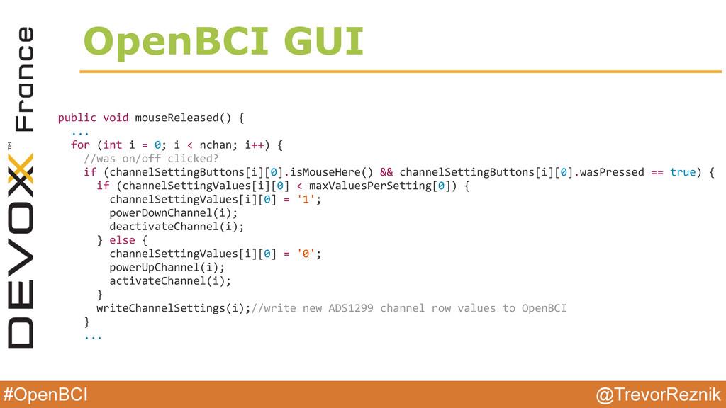 @TrevorReznik #OpenBCI OpenBCI GUI public vo...