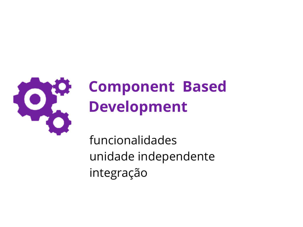 funcionalidades unidade independente integraç...