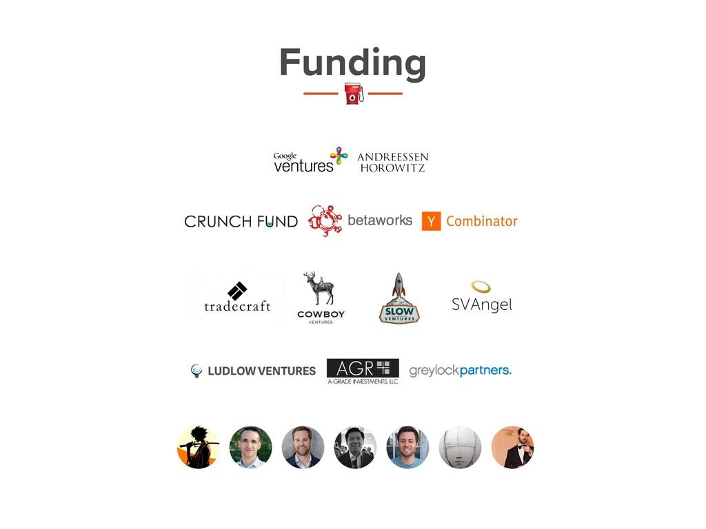 Funding t ⛽