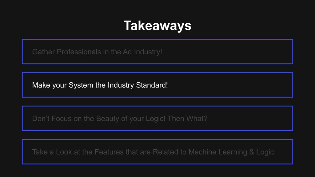 Takeaways Gather Professionals in the Ad Indust...