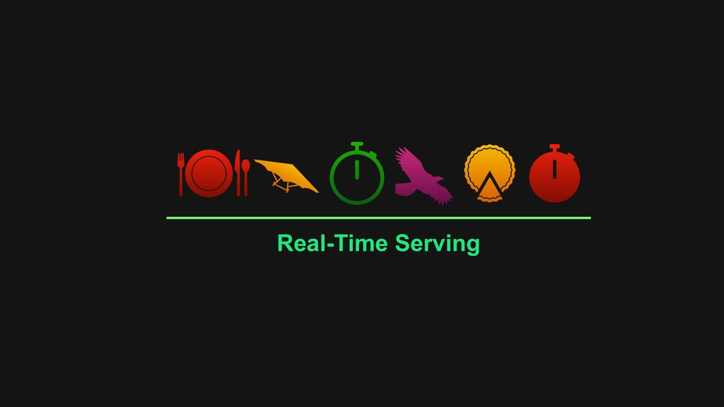 Real-Time Serving