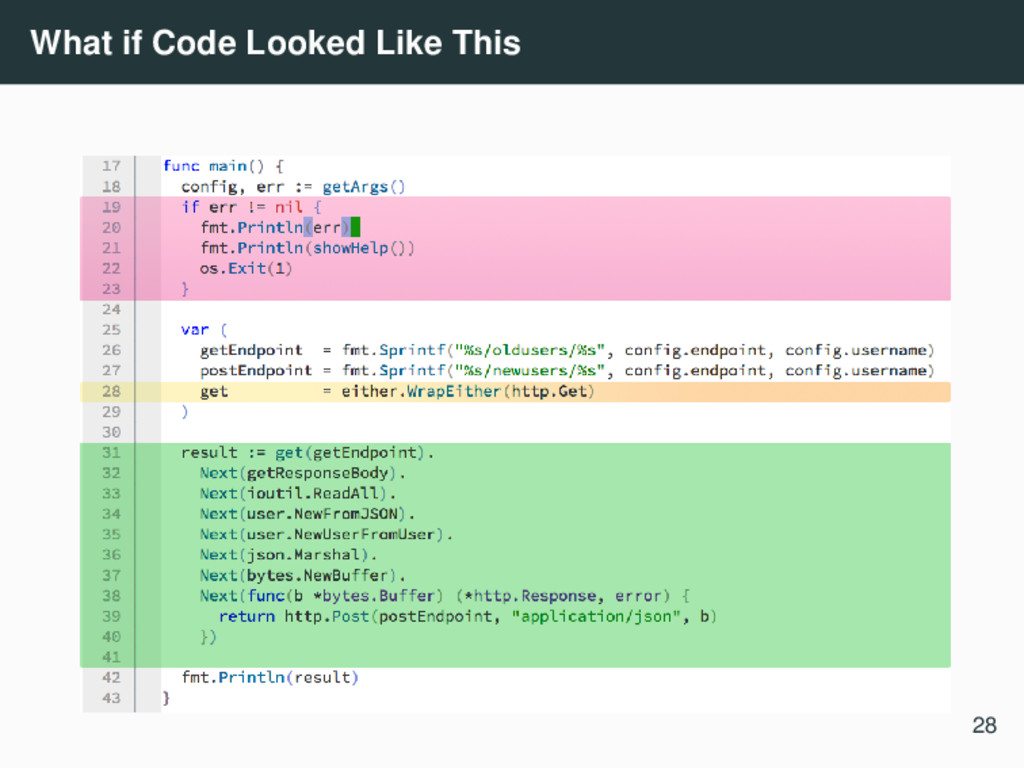 What if Code Looked Like This 28