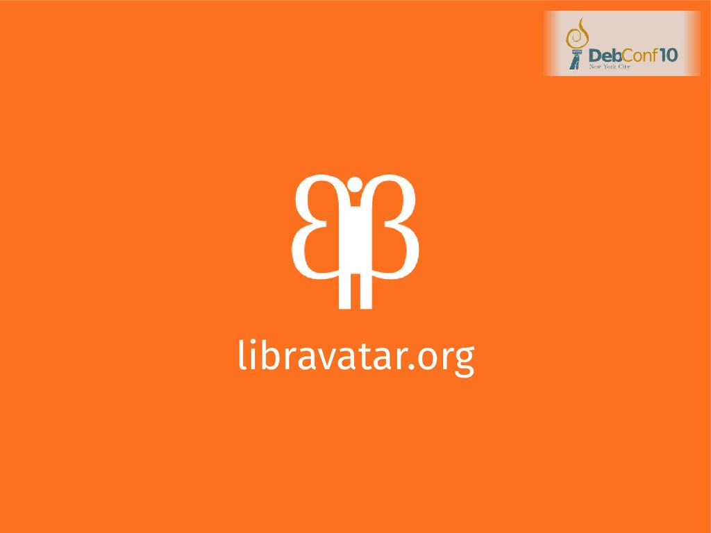 libravatar.org