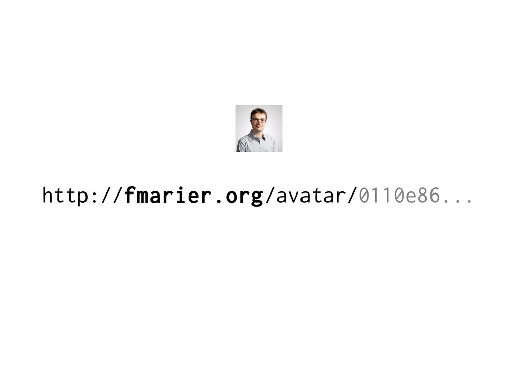 http://fmarier.org/avatar/0110e86...