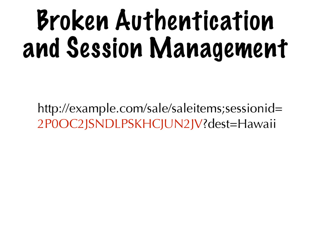 Broken Authentication and Session Management ht...
