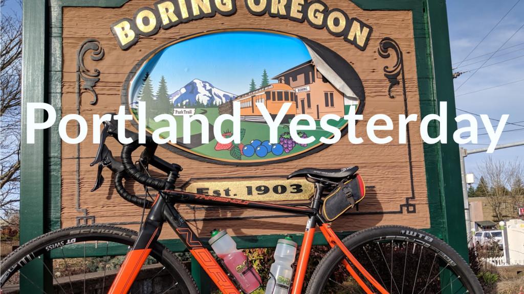 Boosting Team Productivity w/ CLIs Portland Yes...