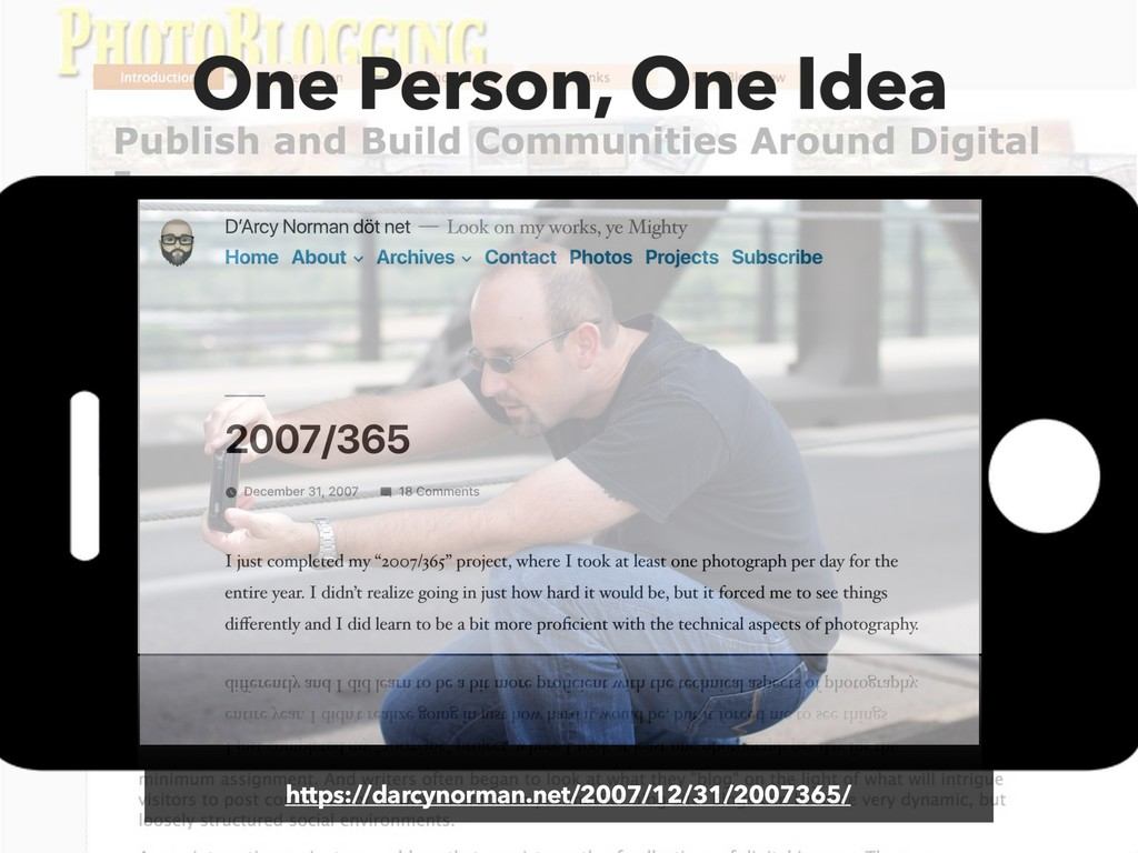One Person, One Idea https://darcynorman.net/20...